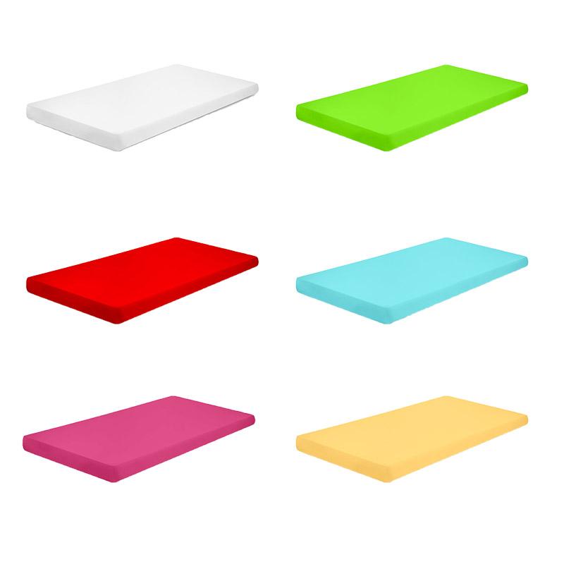 Coton drap housse pour lit b/éb/é lit 160x80 100/% du coton 1, 160x80